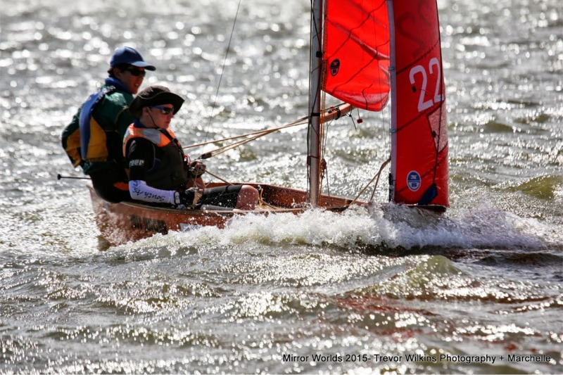 Close Shore Racing on Day Three