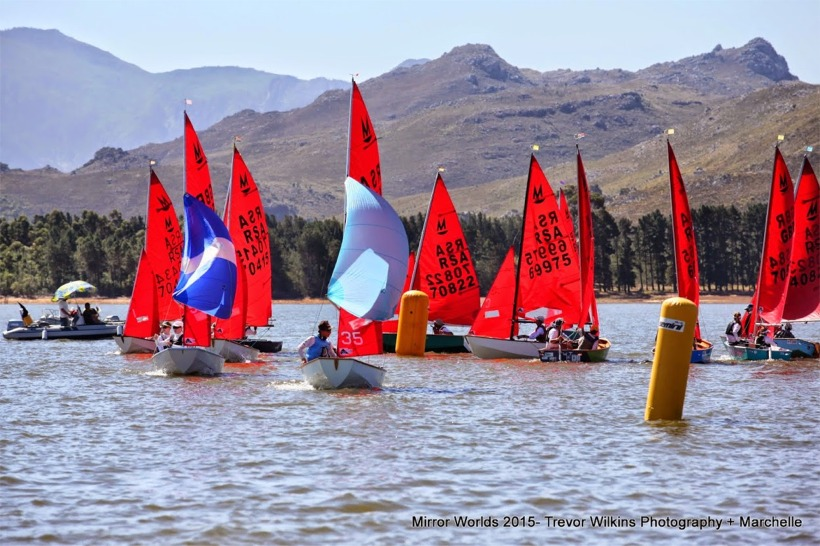 Day 2 of Racing at The Mirror World Champs